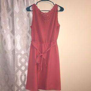 Pink LOFT dress!